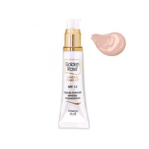Golden rose - liquid powder mineral foundation - podkład mineralny - 03 (8691190101831)