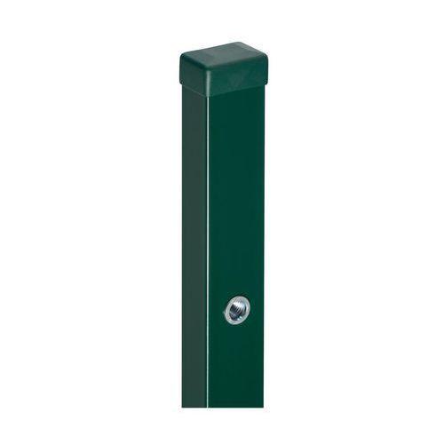 Polbram Słupek furtkowy 6 x 4 x 200 cm zielony stark
