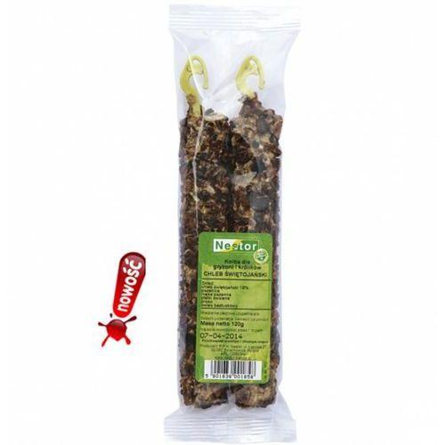 Nestor  kolba dla gryzoni i królików - chleb świętojański, 2szt. folia