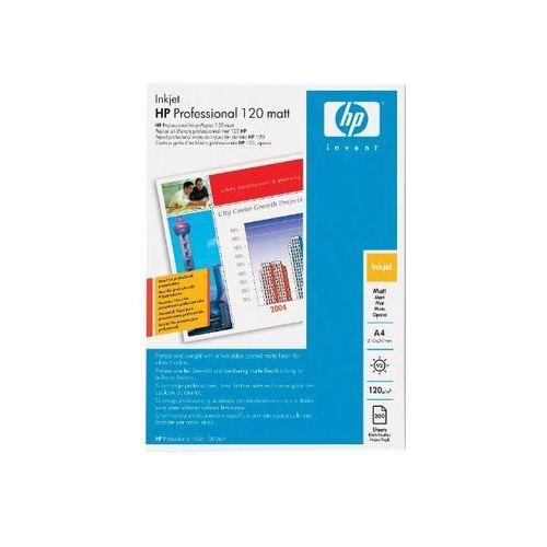 Papier professional inkjet 120g a4 200 arkuszy marki Hp