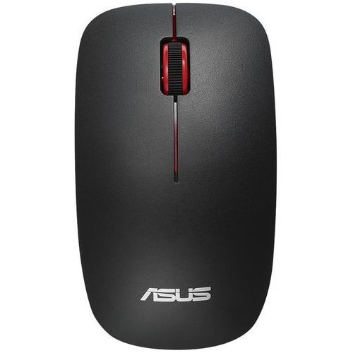 Mysz ASUS WT300 Czarno-czerwony