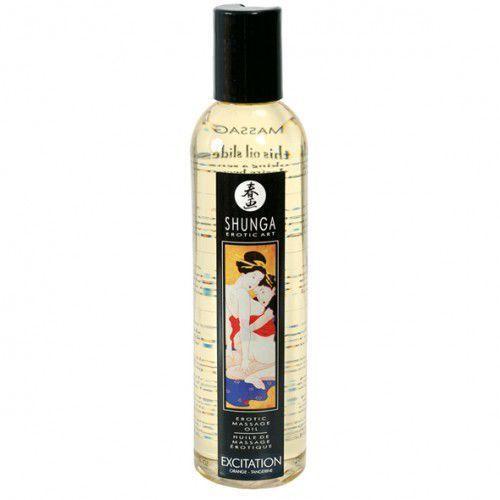Olejek do masażu -  massage excitation ekscytacja od producenta Shunga