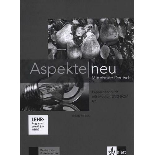 Aspekte neu C1 Lehrerhandbuch +DVD, oprawa miękka