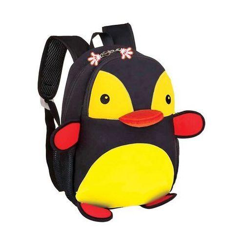 Plecak neoprenowy pingwin czarny - Spokey (5902693205234)