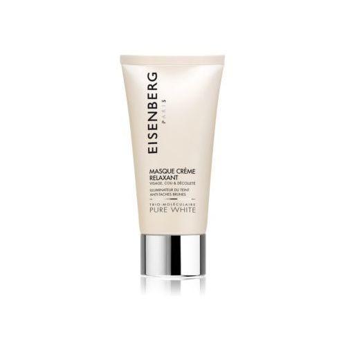 Masque Crème Relaxant - Pure White Kremowa Maseczka Relaksująca
