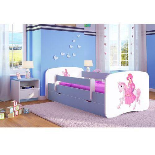 Łóżko dziecięce  babydreams księżniczka na koniku kolory negocjuj cenę marki Kocot-meble