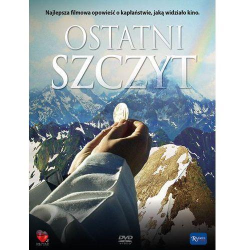 Ostatni szczyt - film DVD - produkt z kategorii- Filmy dokumentalne
