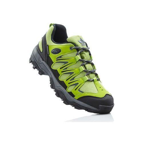 Buty outdoorowe marki Lico z membraną Comfortex bonprix limonka-ciemnoniebieski, 1 rozmiar