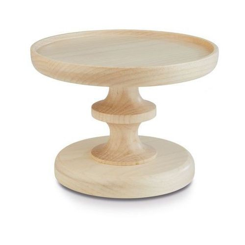 Patera okrągła z drewna | 150mm | różne kolory