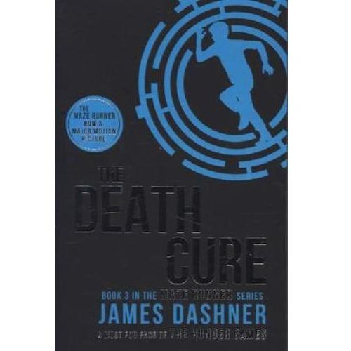 Maze Runner 3 The Death Cure, James Dashner