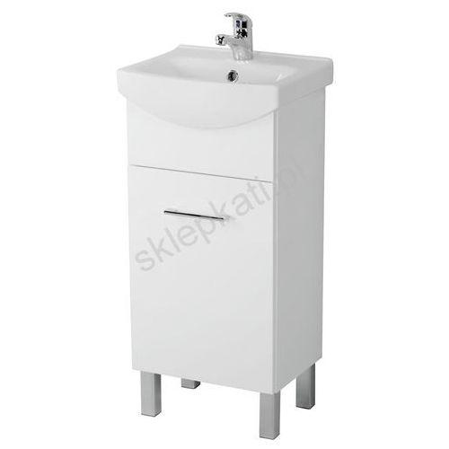 CERSANIT OLIVIA Szafka pod umywalkę cersania new 40, biała S543-001-DSM, kolor biały