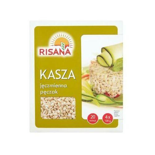 Sonko Kasza jęczmienna pęczak risana 4x100 g (5902180570104)