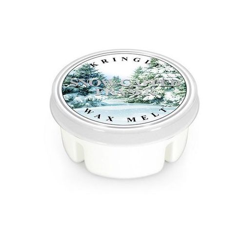 Kringle candle Snow-capped fraser wosk ośnieżone drzewa - wosk 1,25oz, 35g