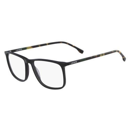 Okulary korekcyjne l2807 001 marki Lacoste