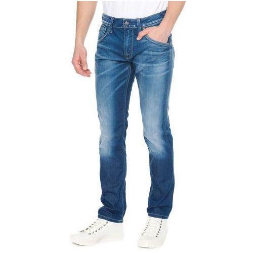 zinc dżinsy niebieski 32/32 marki Pepe jeans