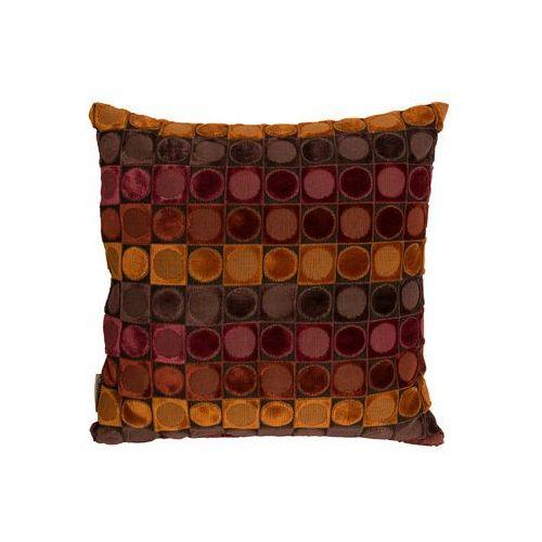 poduszka ottava czerwona/pomarańczowa 8600017 marki Dutchbone