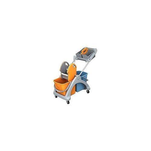 Wózek do sprzątania podwójny - linia tsk marki Splast