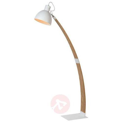 Lucide CURF Lampa stojąca Biały, 1-punktowy - Nowoczesny - Obszar wewnętrzny - CURF - Czas dostawy: od 4-8 dni roboczych