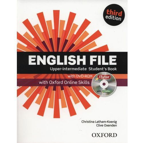 English File Upper Intermediate. Podręcznik + DVD + Online Skills