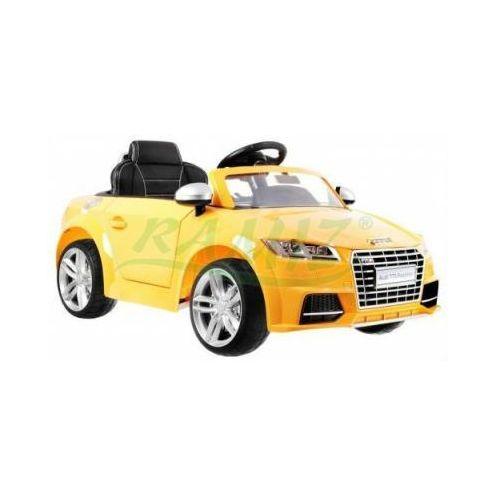Auto Pojazd AUDI TTS na Akumulator LAKIEROWANY