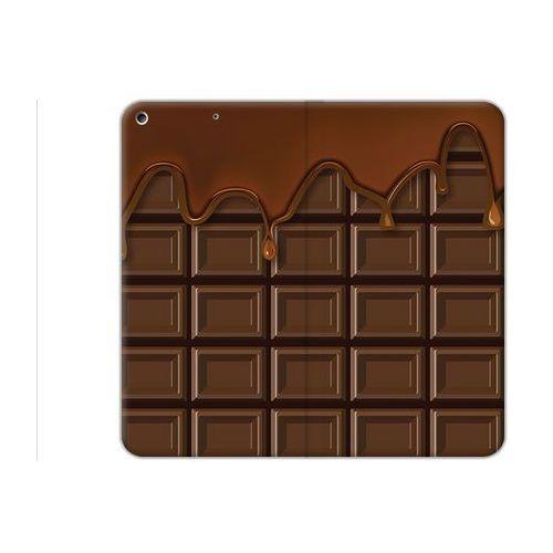 etuo Flex Book Fantastic - Apple iPad (2017) - etui na tablet Flex Book Fantastic - tabliczka czekolady