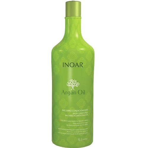 Inoar argan oil odżywka nawilżająca z olejkiem arganowym 1000ml (7898581080701)