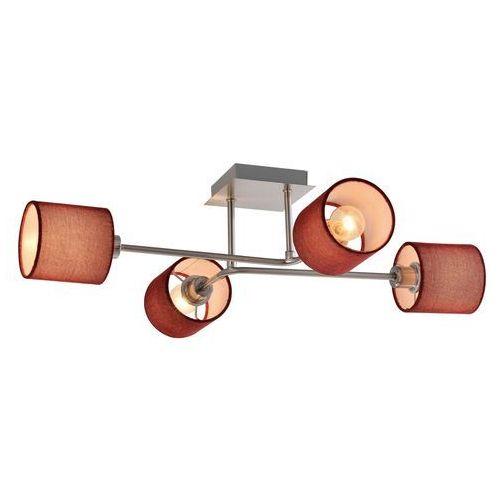 Candellux sax 34-70685 plafon lampa sufitowa 4x40w e14 satyna