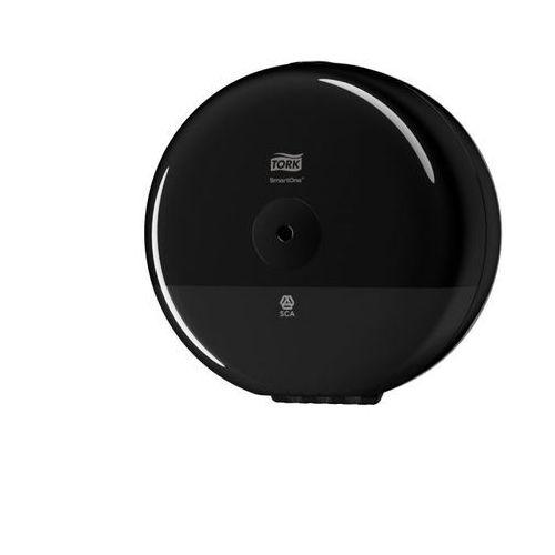 Dozownik do papieru toaletowego mini Tork SmartOne® czarny