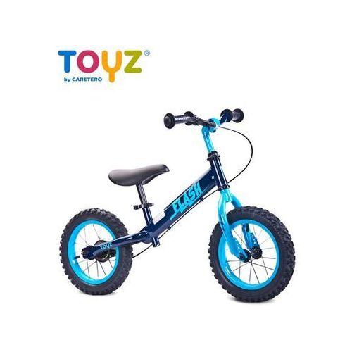 Rowerk biegowy metalowy Toyz Flash navy - 2 jakość