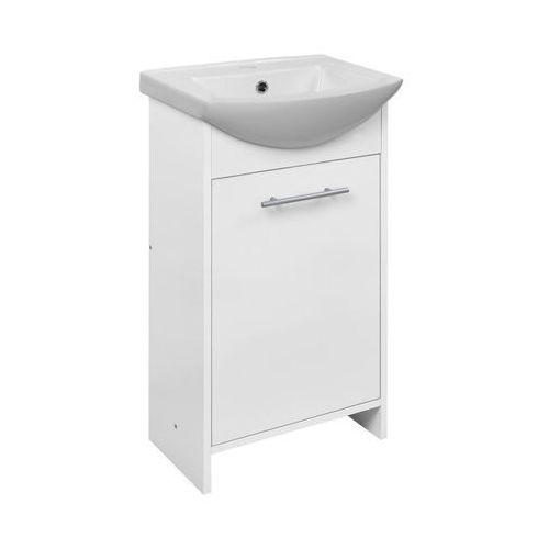Zestaw mebli łazienkowych z umywalką 45 FIGHT SENSEA (5906365572181)