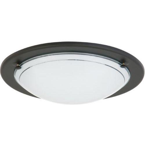 Plafon lampa sufitowa / ścienna ufo 1x60w e27 czarny/biały 5103 marki Rabalux