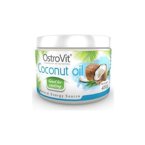 coconut oil ( olej kokosowy ) - 400g marki Ostrovit