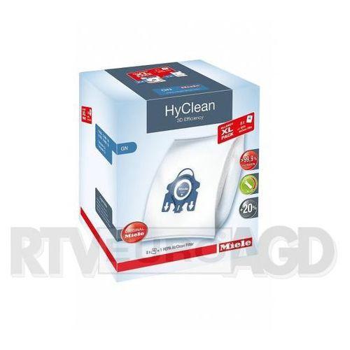 Worki do odkurzacza MIELE HyClean 3D Efficiency GN (8 sztuk + 4 filtry) DARMOWY TRANSPORT, 10455000