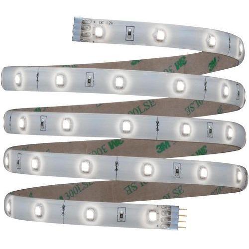 Kompletny zestaw paska LED ze złączem męskim 12 V 150 cm biały neutralny Paulmann YourLED 70318, YourLED