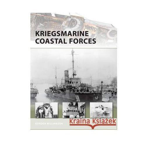 Kriegsmarine Coastal Forces, Williamson G.