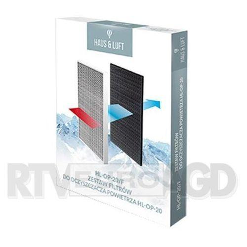 Filtr wymienny hl-op-20/f marki Haus & luft