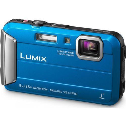Lumix DMC-FT30 marki Panasonic - aparat cyfrowy