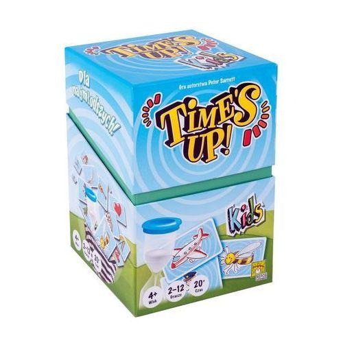 OKAZJA - Time`s Up! - Kids (nowa edycja) (5425016924662)