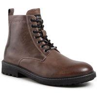 Trzewiki - porter boot basic pms50179 truffle 886 marki Pepe jeans