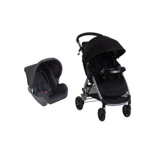 Safety 1st wózek spacerowy step & go travel full black