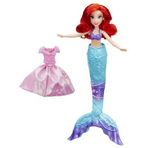 księżniczka ariel z morskiej piany marki Disney