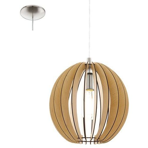 Cossano 94764 lampa wisząca drewno klon ** rabaty w sklepie ** marki Eglo