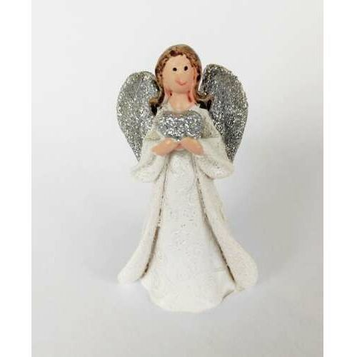 Praca zbiorowa Figurka aniołek 1232