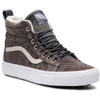 Sneakersy VANS - Sk8-Hi Mte VN0A33TXUQB1 (Mte) Pewter/Asphalt, kolor szary