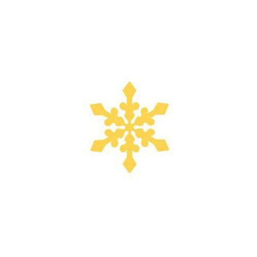 Dziurkacz ozdobny Dalprint JCDZ-110-145/2,5cm - śnieżynka (5907589906882)