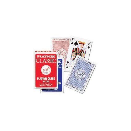 Piatnik, karty do gry, 1 talia, Classic