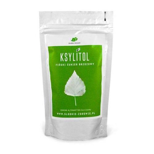 Słodkie zdrowie Ksylitol fiński - cukier brzozowy 250g
