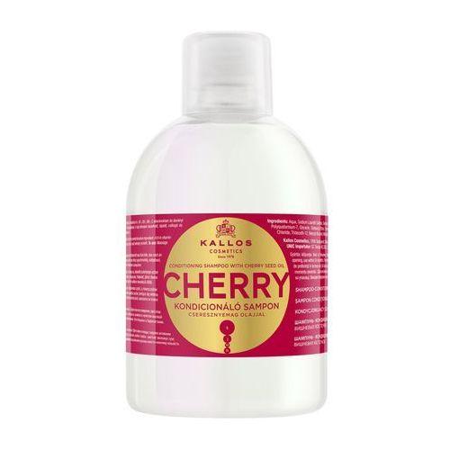 KALLOS KJMN Chery conditioning shampoo kondycjonujący szampon 1000ml