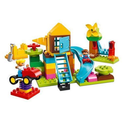 Lego DUPLO Duży plac zabaw large playground brick box 10864