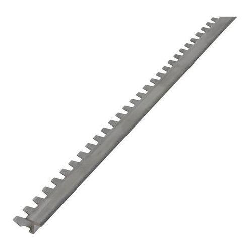 Diall Profil aluminiowy dylatacyjny do łuków surowe aluminium 2,5 m